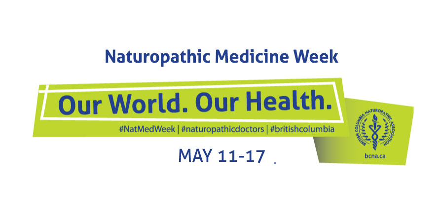 naturapathic medicine week 2015