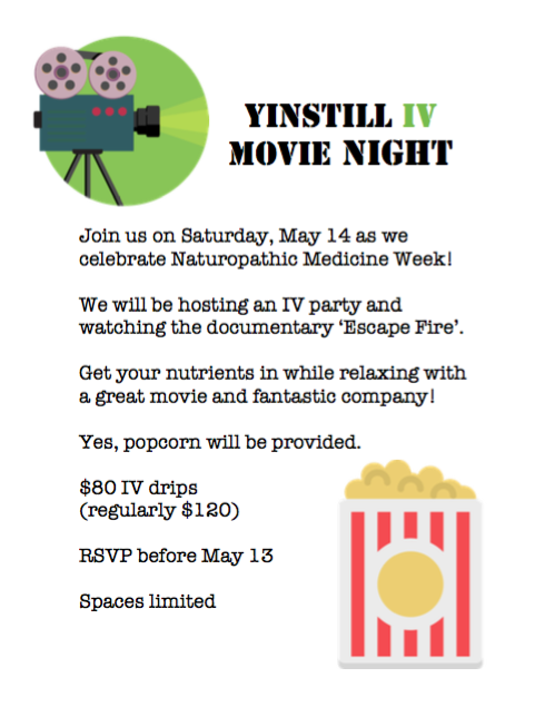 Yinstill IV Movie Night