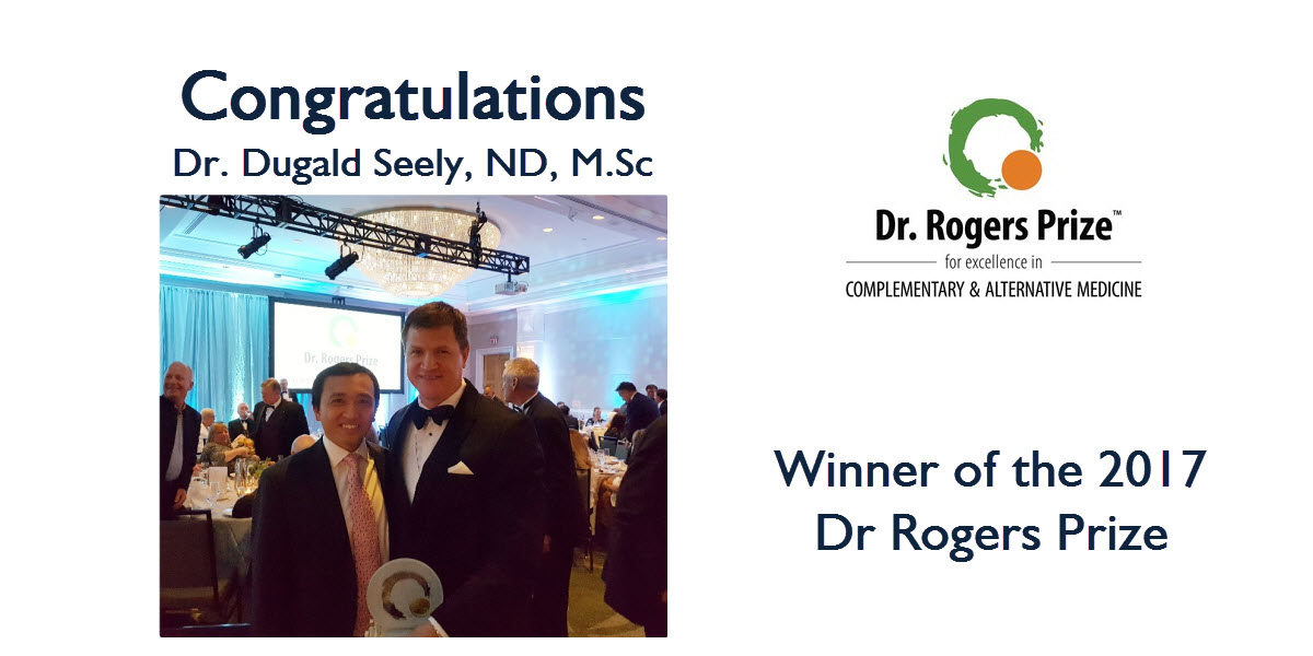 Dr Rogers Prize